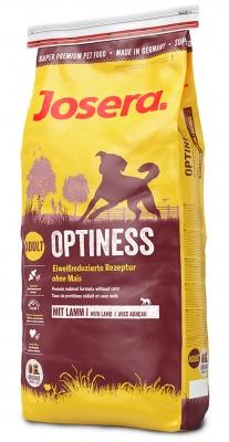 Optiness (22/12) сухой корм в больших гранулах с пониженным уровнем белка для взрослых собак