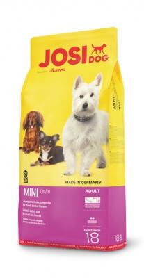 JosiDog Mini  полнорационный корм для взрослых собак мелких пород