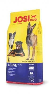 JosiDog Active сухой корм для взрослых собак для силы и выносливости