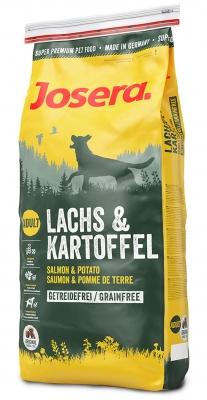 Salmon & Potato (Adult 22/14) (Лосось и Картофель) LACHS, для взрослых собак всех пород с пищевой аллергией на злаки