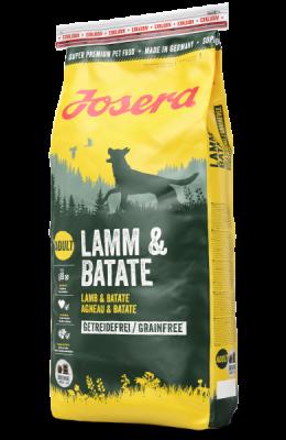 Lamb & Batate гипоаллергенный, беззерновой рацион для взрослых собак