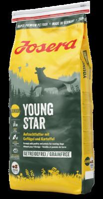 YoungStar (Junior 25/13) для щенков и подрастающих собак